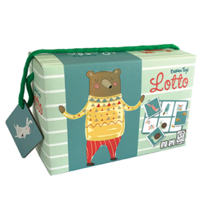 Barbo Toys Classic - Little Woodies - Billedlotteri