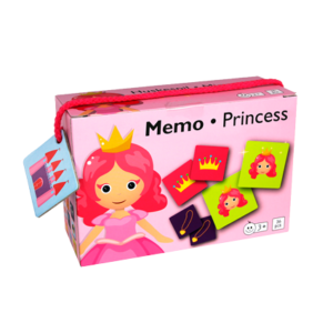 Prinsesse Huskespil - Barbo Toys Classic
