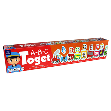 ABC Toget - Barbo Toys Classics