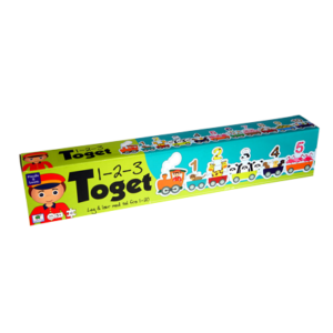 Barbo Toys Classics - 123 Toget