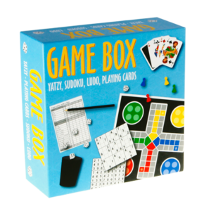 Game Box - International Edition