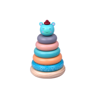 Forest Friends - Stacking Teddy