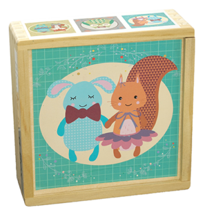Forest Friends - Blocks in Box