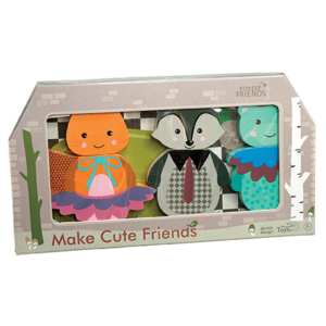 Forest Friends - Make cute friends