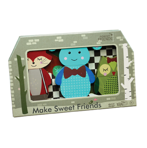 Forest Friends - Make sweet friends