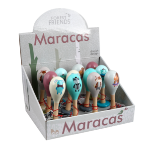 Forest Friends - Maracas