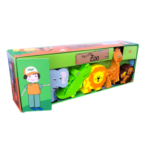 Min lille zoo - Barbo Toys Classic