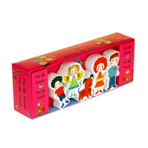 Min lille familie - Barbo Toys Classic