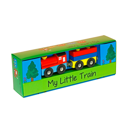 Mit lille tog – Barbo Toys Classic