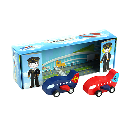Barbo Toys Classic - My little airport