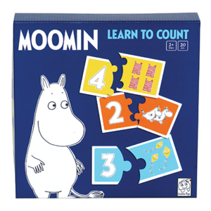 Moomin - Learn to count
