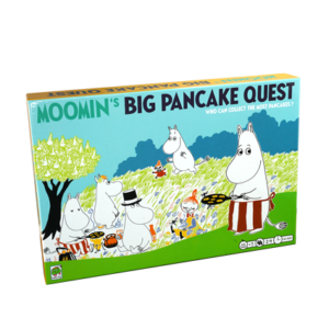 Moomin - Big Pancake Quest