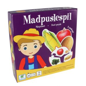 Barbo Toys Classics - Madpuslespil